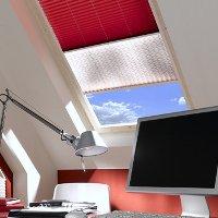 dachfenster verdunkelung livoneo. Black Bedroom Furniture Sets. Home Design Ideas