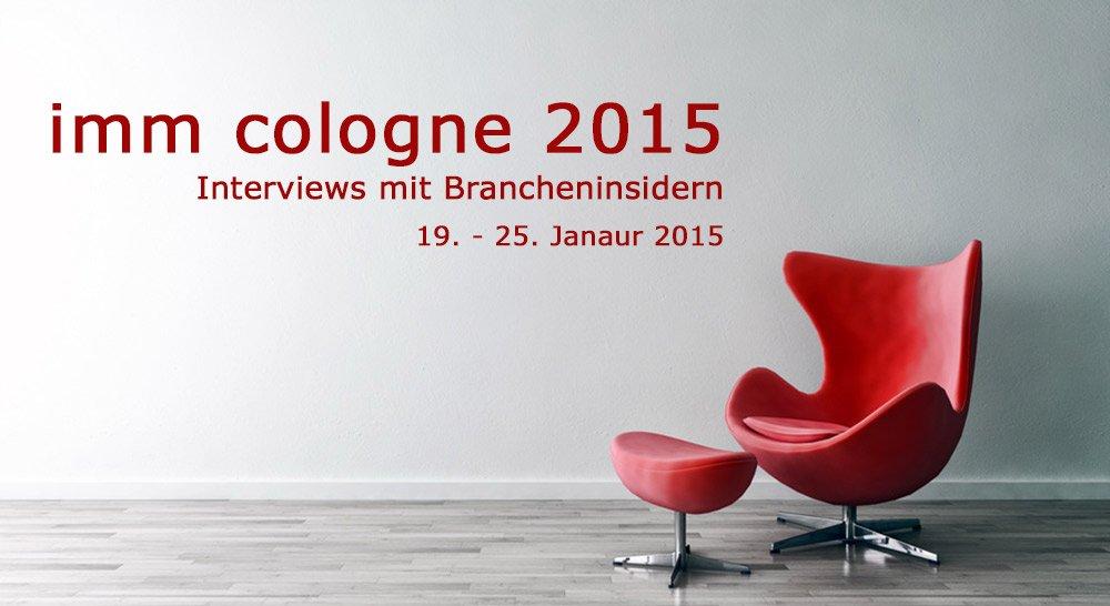 Heimtextil 2015 - Interviews mit Branchenkennern