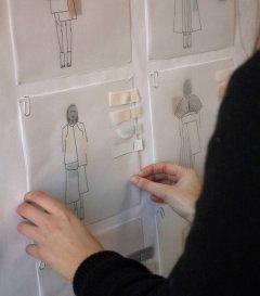 Skizze von Julia Kamenz