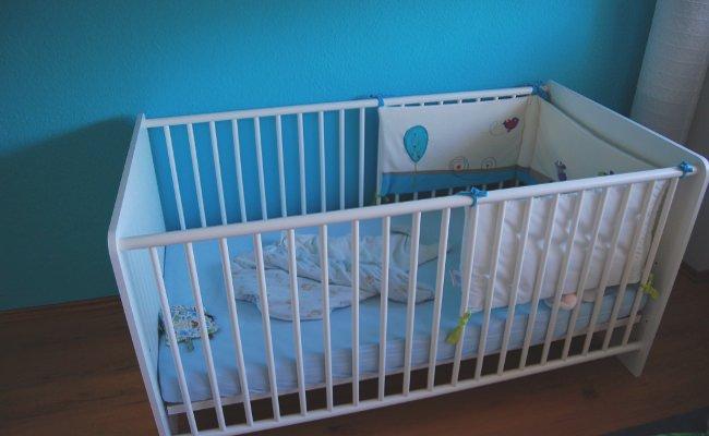 Mamainausbildung Babybett