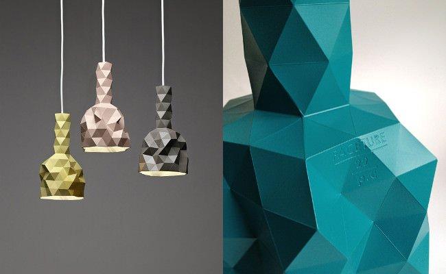 Vasen von Designer Phil Cuttance