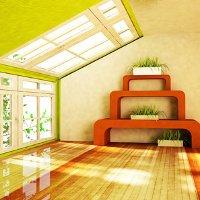Dachbereich