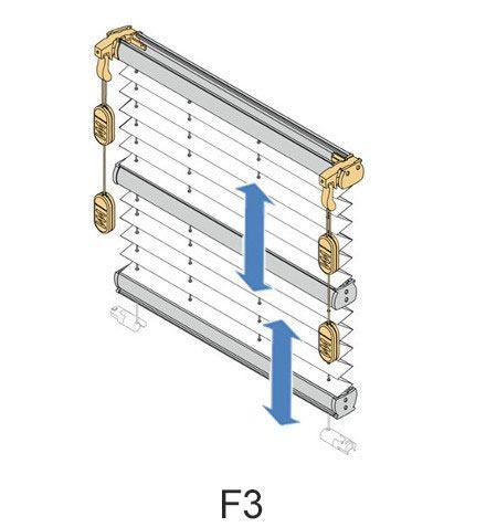 F3 als frei hängende Variante