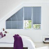 Plisseetypen für alle Fensterformen