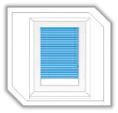 Montage in der Glasleiste