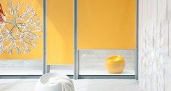 Rollo – perfekter Sichtschutz für Küchen