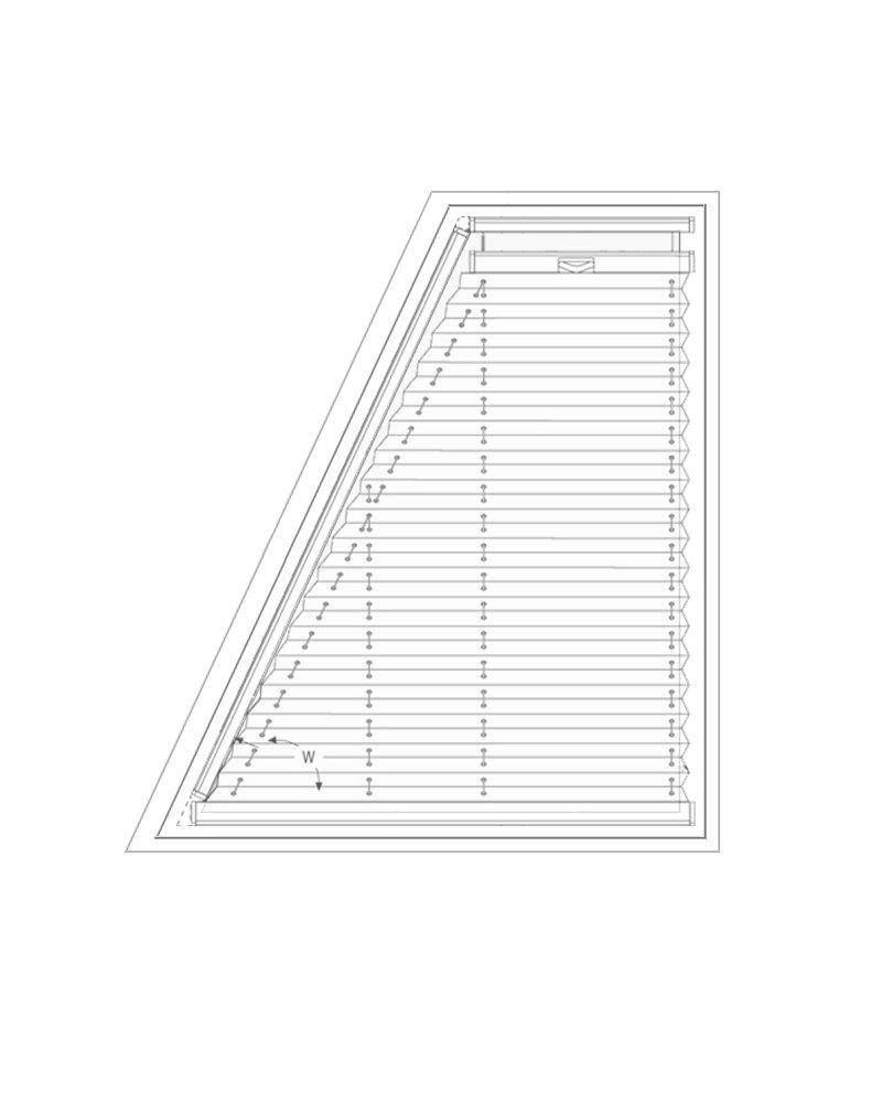 richtig messen bei fenstern mit sonderformen | livoneo®