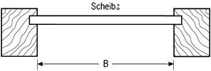 Roto – gerader Rahmen