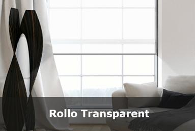 Transparente Rollos