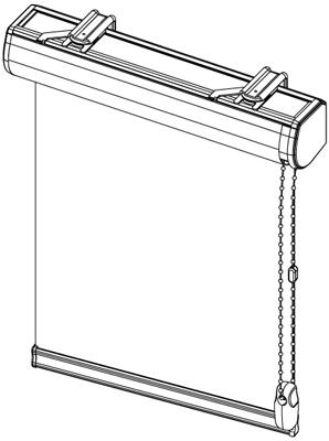 Modell RM32 mit Kassette