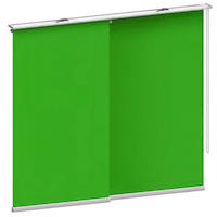 Schiebegardinen Grün