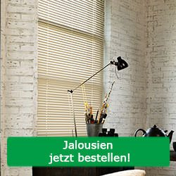 Jalousien - Fensterdekoration