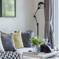Wohnzimmergardinen für die perfekte Fenstergestaltung