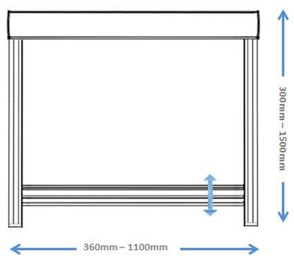 rollo konfigurator einfach konfigurieren livoneo. Black Bedroom Furniture Sets. Home Design Ideas